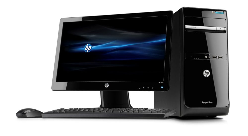 Hewlett Packard stacionārs dators